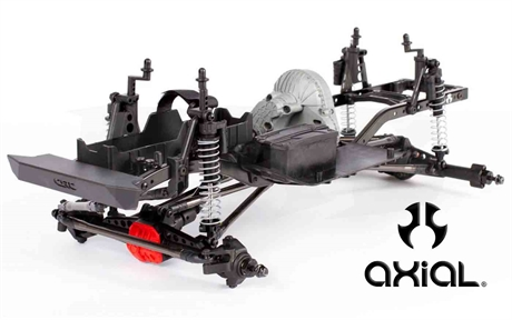 AXIAL SCX10 II Raw Builders Kit 1/10