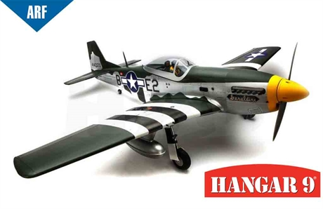 Hangar 9 P-51D Mustang 20cc ARF 176cm