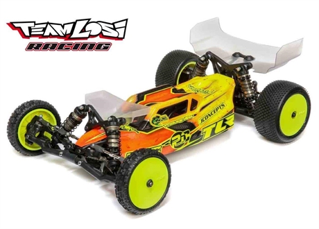 TLR Buggy AC Race Kit, Astro/Carpet 22 5 0 2WD 1/10