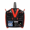 Mikado VBar Control Touch, black-red