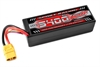 Power Racing 50C - 5400Mah - 3S - 11,1V - XT-90 - Hard Case