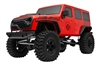 CREW 4X Crawler RTR set 2,4GHz red 1/10